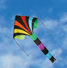 Larger Single Line Kites